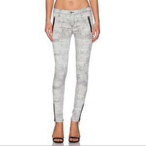 Lovers + Friends Speckled Jeans